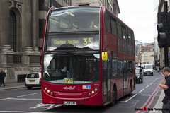 Alexander Dennis Trident Enviro 400 - LJ09 CAU - 9431 - Abellio London - London - 140926 - Steven Gray - IMG_0212