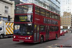 Dennis Trident 2 Alexander ALX400 - LX03 OSU - 17920 - Stagecoach - London - 140926 - Steven Gray - IMG_0140