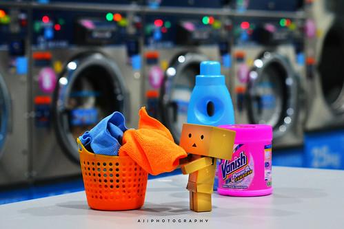 Dandoard do laundry