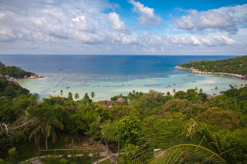 Thajské ostrovy Koh Tao