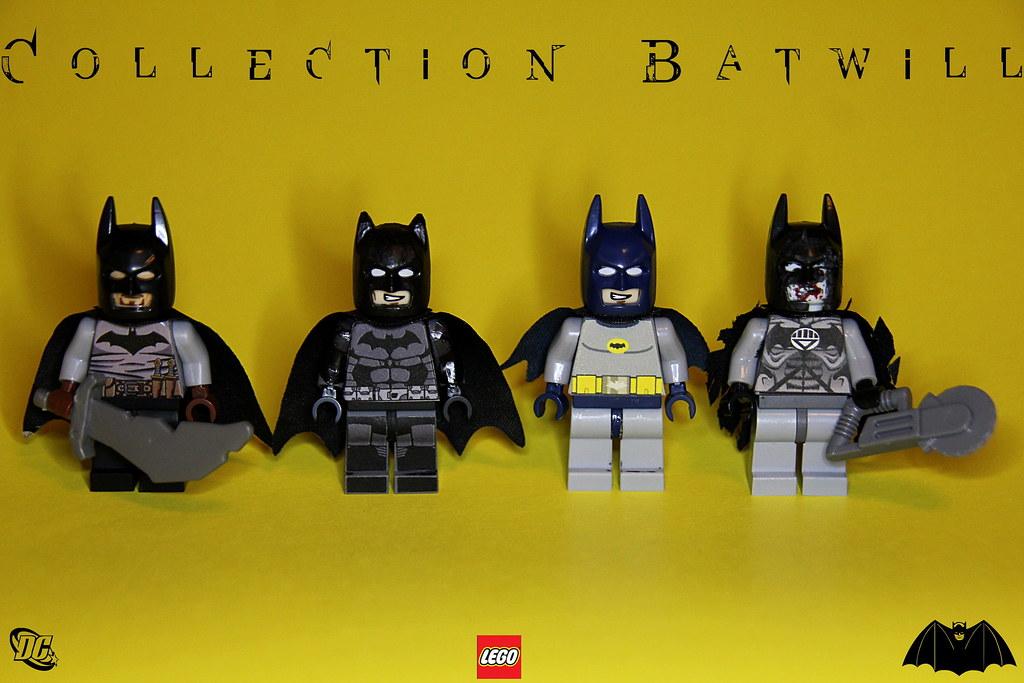 Лего бэтмен своими руками