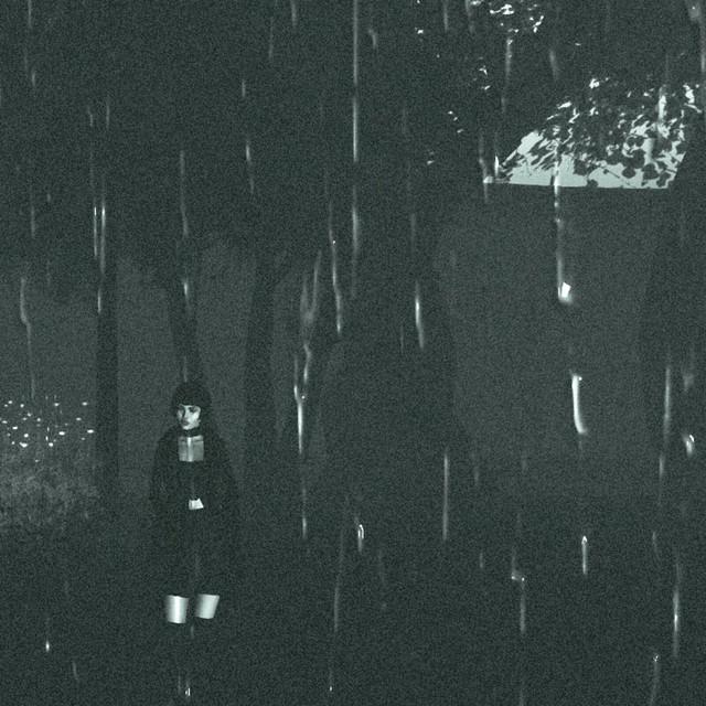 material rain