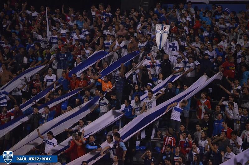 Hinchas UC - Flamengo   Fecha 2 Libertadores