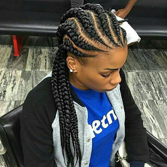 Braided Beauty