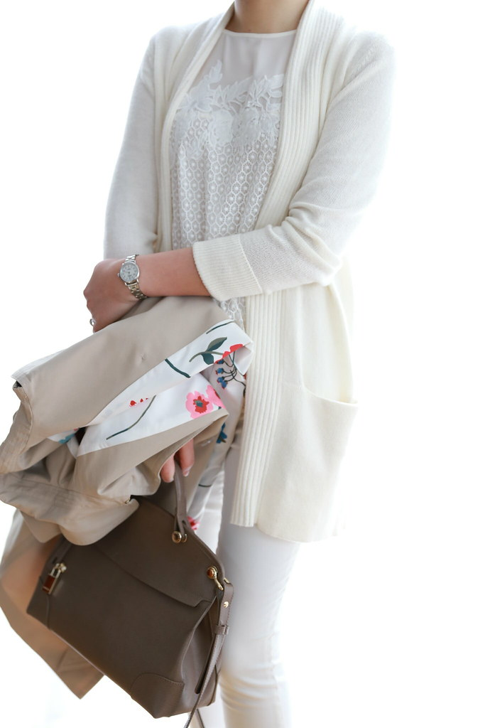 Spring Staple: LOFT Modern Trench