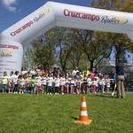 Fotos VI Carrera popular Santa Clara categoría peque niñas