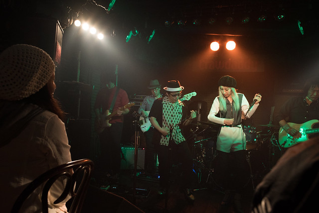 The BECK's live at Crawdaddy Club, Tokyo, 08 Apr 2017 -00211