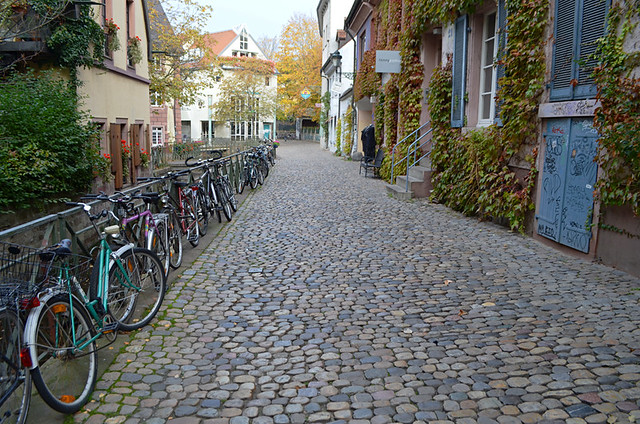 Bicycles, Freiburg, Germany
