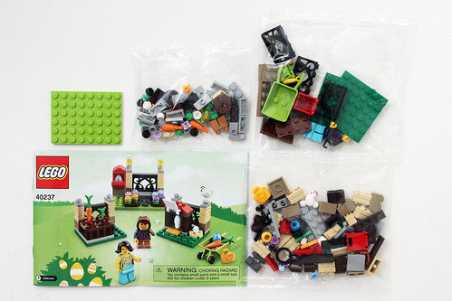 LEGO Seasonal Easter Egg Hunt (40237)