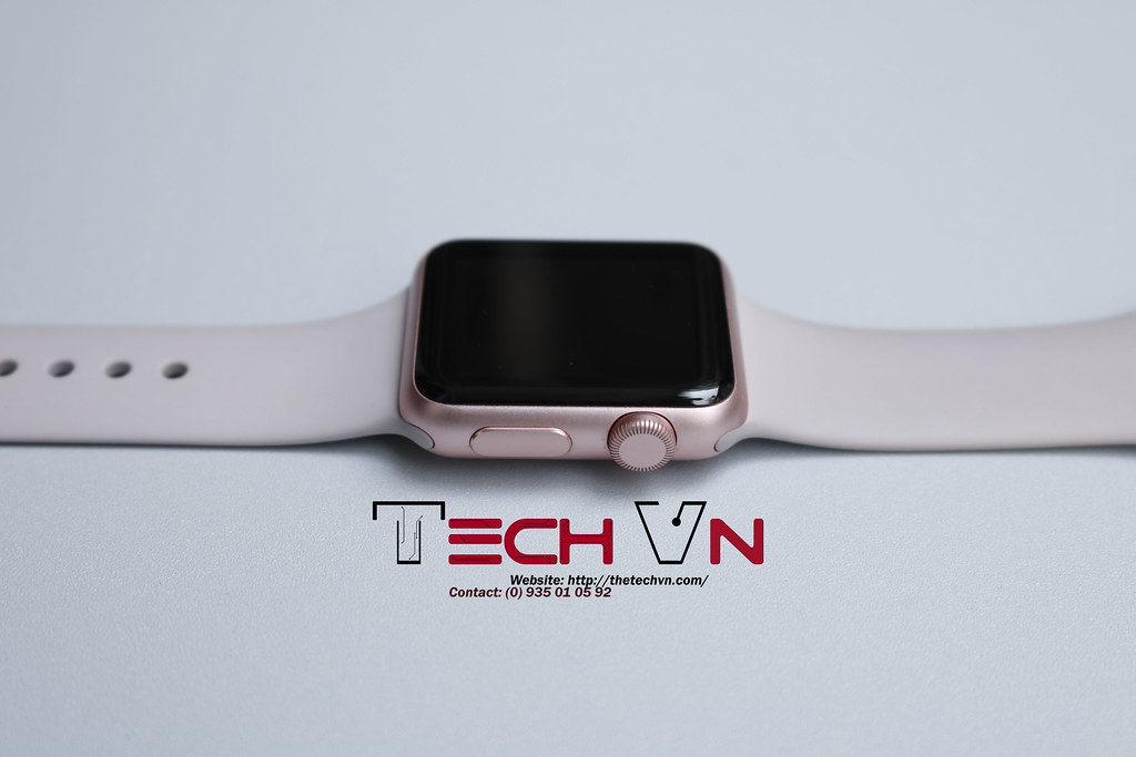apple watch rose gold 2