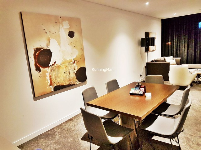 Silkari Suites Chatswood 01 - Dining Area