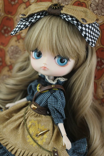 Alice in Steampunk World Dal