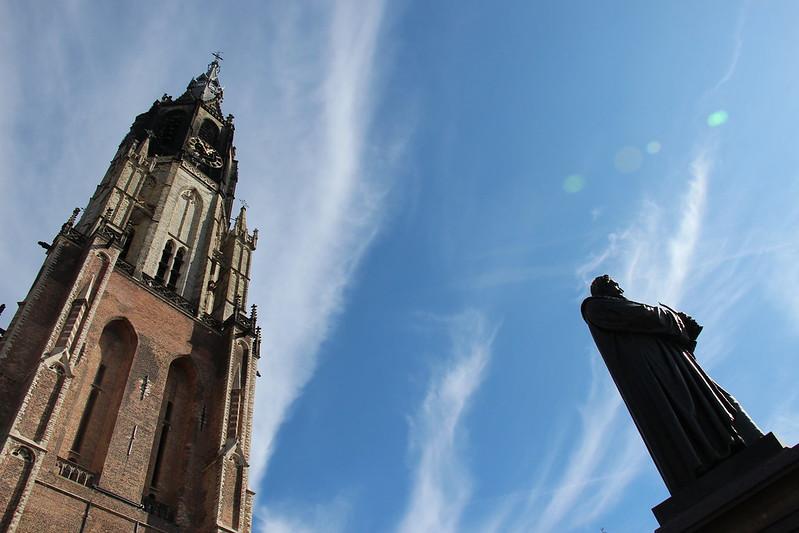 Delft — Nieuwe Kerk