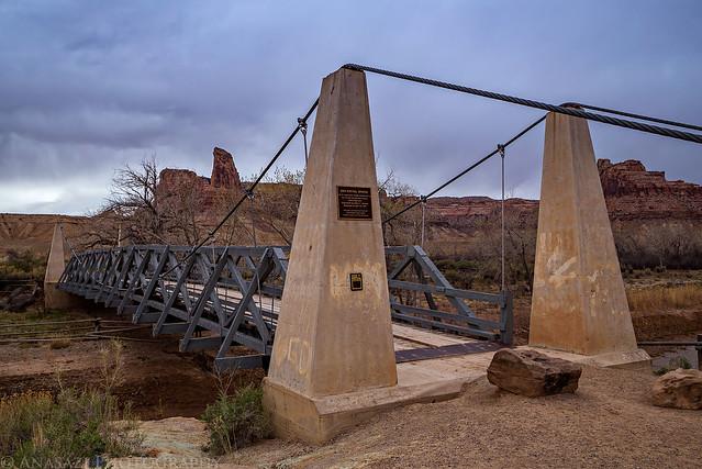 San Rafael River Bridge