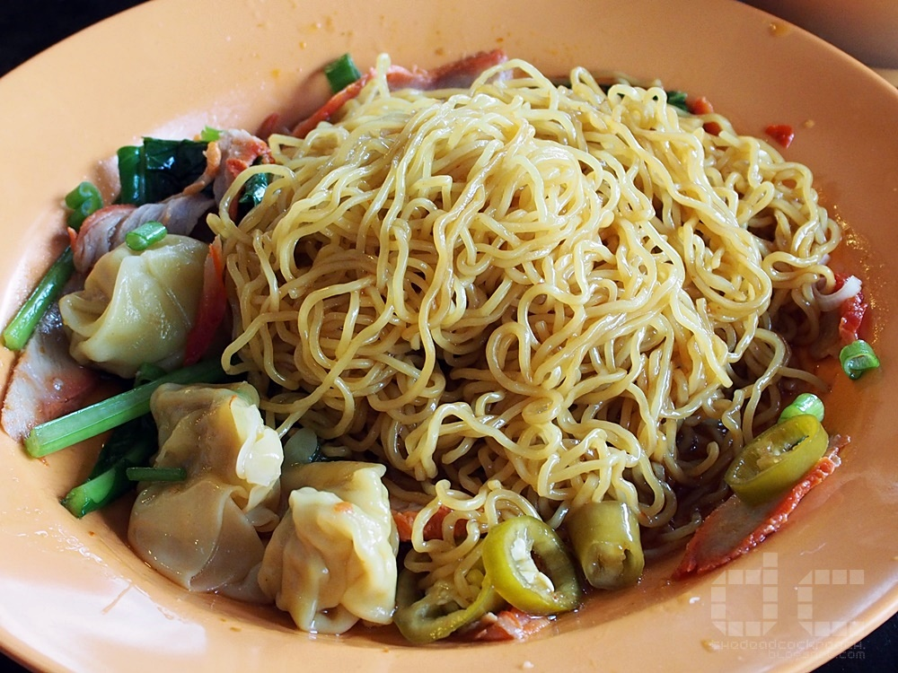 food review,food,review,singapore,6th avenue,sixth avenue,wanton mee,6th avenue,云吞面,good good eating house