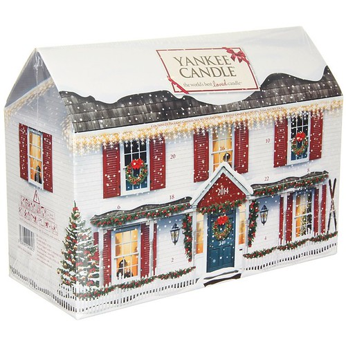 Yankee Candle Xmas Past Advent Calendar House 1322769 Imag