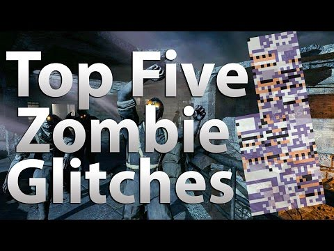 glitches for black ops 2 zombies