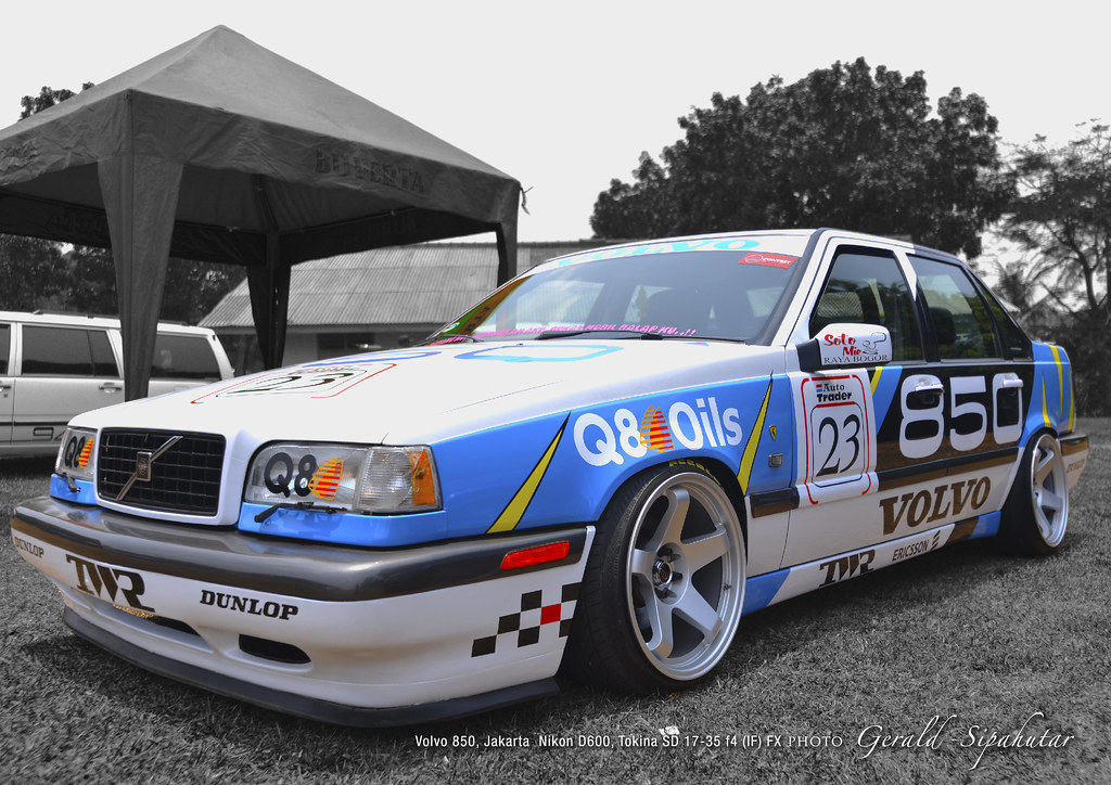 Race Cars For Sale >> Volvo 850 | The Volvo 850 is a compact executive car produce… | Flickr