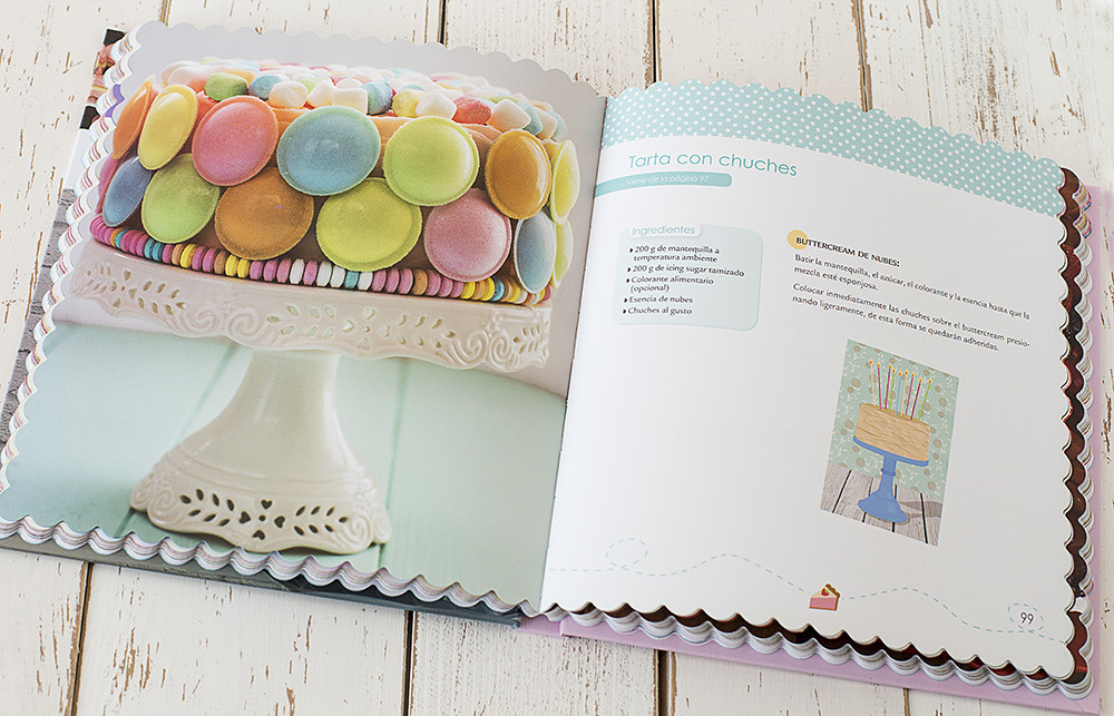 Libro tartas bonitas