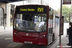 Alexander Dennis Enviro200 - YX12 AHJ - DMV44255 - Tower Transit - London - 140926 - Steven Gray - IMG_0128