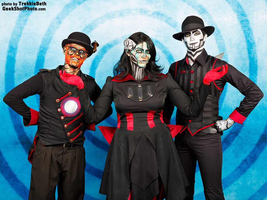 Steam Powered Giraffe All Rights Reserved Use Of My Phot Flickr