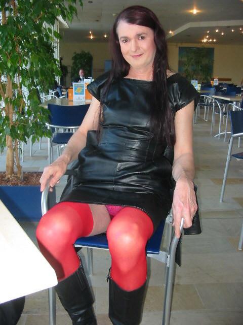 Unterm Kleid