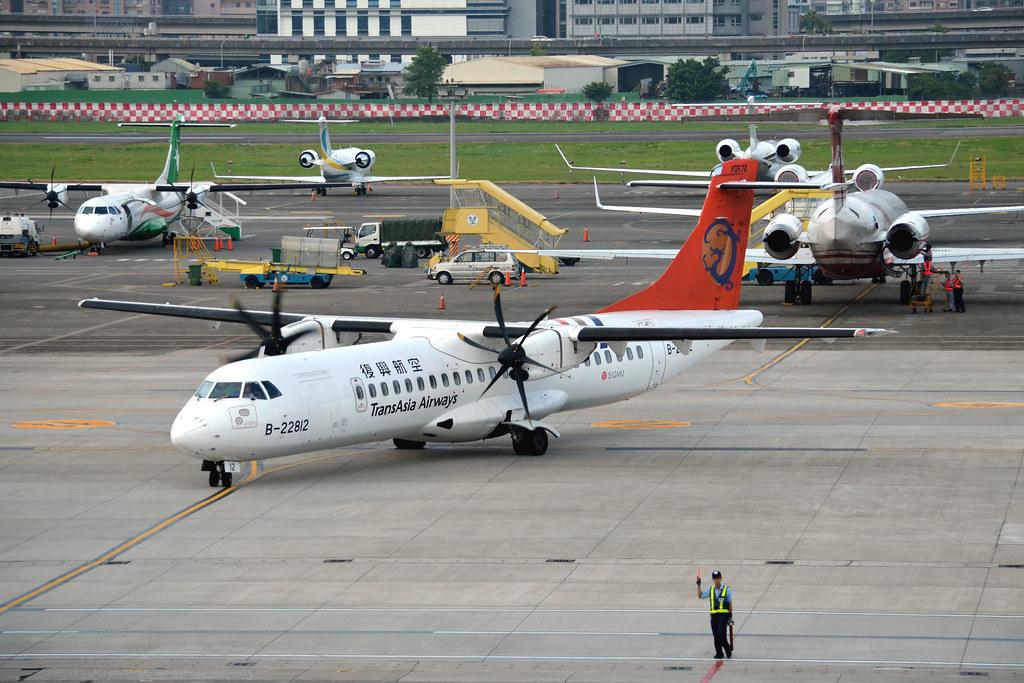 TransAsia Airways | Flickr