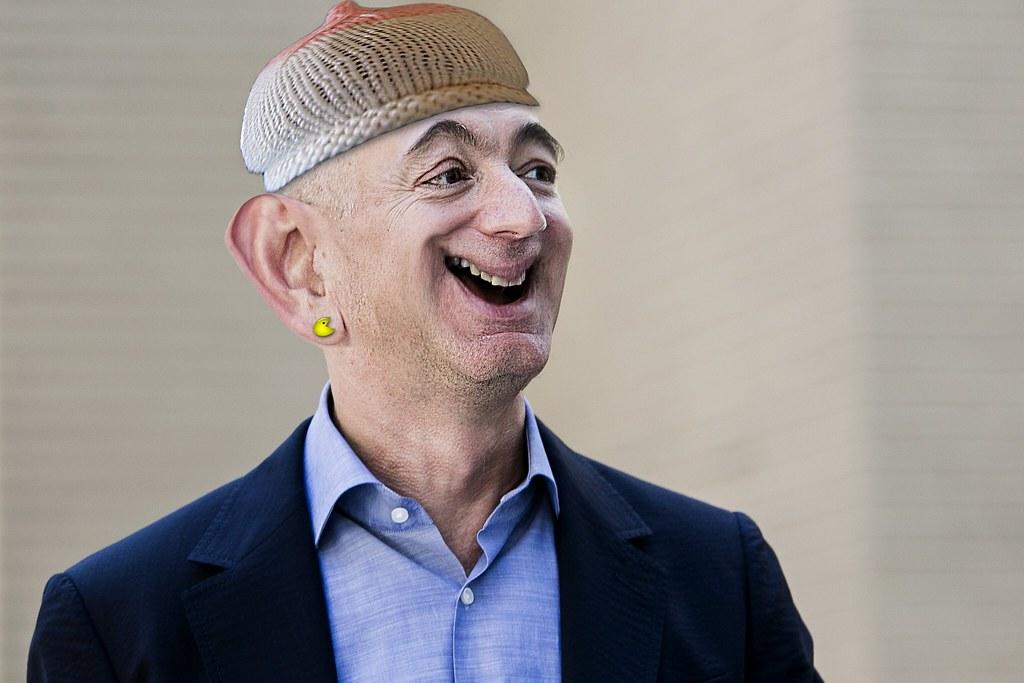 Jeffrey Bezos Williambanzai7 Colonel Flick Flickr