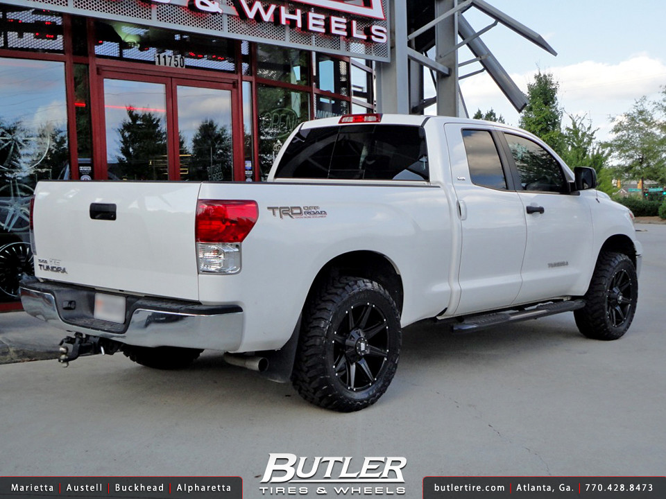 Toyota Tundra With 20in Rbp 98r Wheels Additional