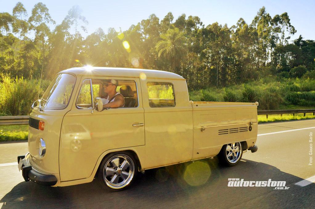 Volkswagen Kombi Pick Up Evento Www Autocustom Com Br