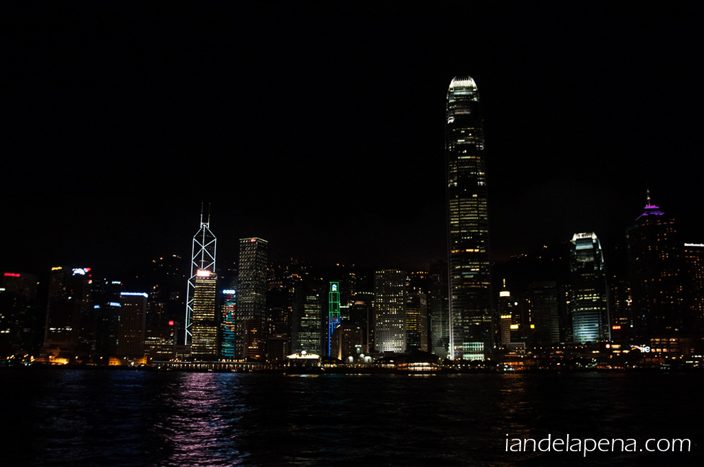 Hong Kong In Photographs