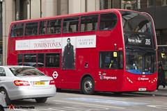 Alexander Dennis Trident Enviro 400 - SN14 TYO - 12313 - Stagecoach - London - 140926 - Steven Gray - IMG_0148