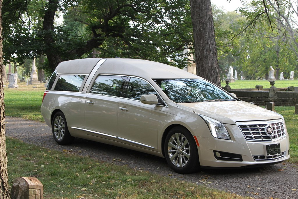 Cadillac XTS hearse | The Crown Regal funeral coach by ...