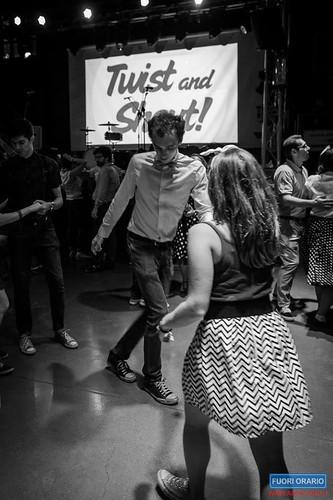 04/10/2014 Twist and Shout al Fuori Orario