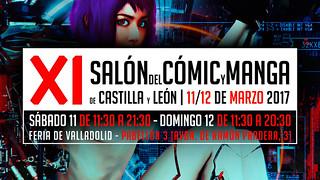 XI Salón del Cómic y Manga de Castilla y León en la 8 de RTVCYL