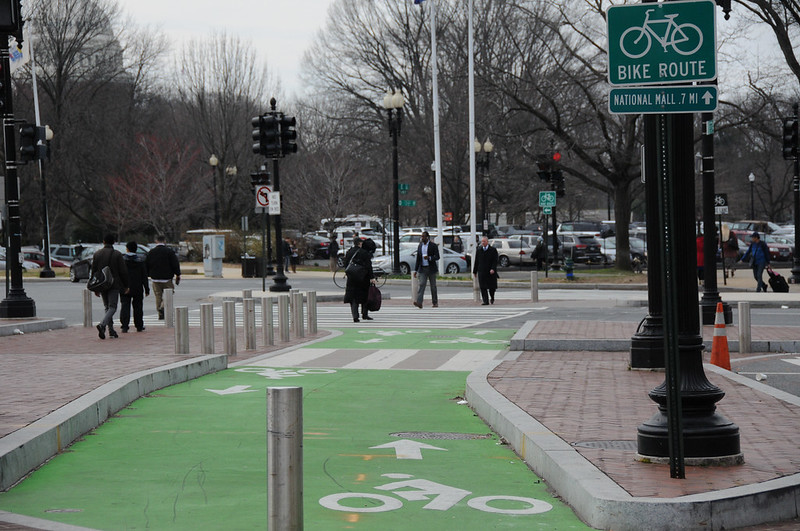 Wash DC - First St. protected bikeway-2.jpg