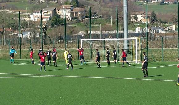 Giovanissimi Regionali Elite, Petra Malo-Virtus Vecomp 2-0