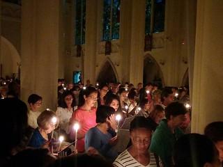 20 04 2017 Semana Santa na Paróquia Santa Teresa