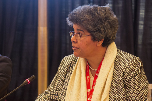 """Diretora Geral participa no """"VI Triângulo Estratégico: América Latina – Europa – África"""""""