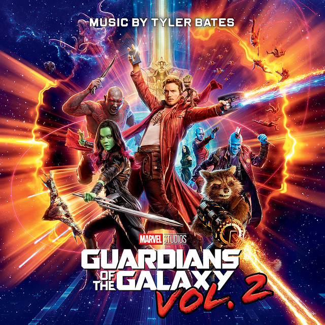 Tyler Bates - Guardians of the Galaxy 2 (Original Score)