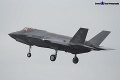 13-5072 HL 388FW - AF-078 - USAF - Lockheed Martin F-35A Lightning II - Lakenheath, Suffolk - 170420 - Steven Gray - IMG_3788