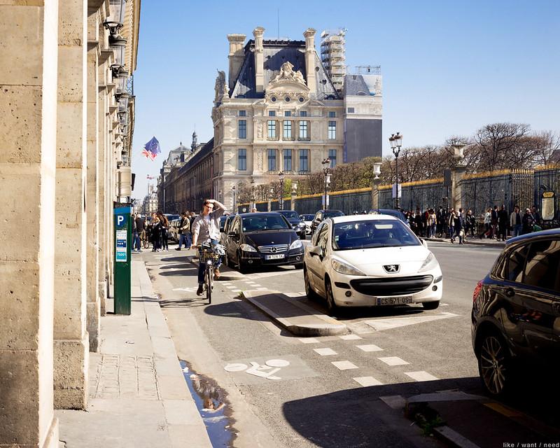 Rue du Rivoli