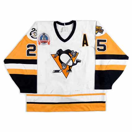 Pittsburgh Penguins 1991-92 F jersey