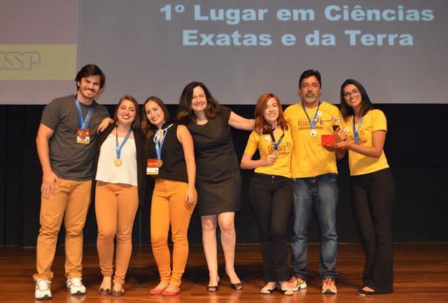 Projetos científicos de alunos das Etecs são premiados na 15 edição da Febrace