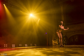 LAURA DESIREE monde ose burlesque ball 06 | by Eva Blue