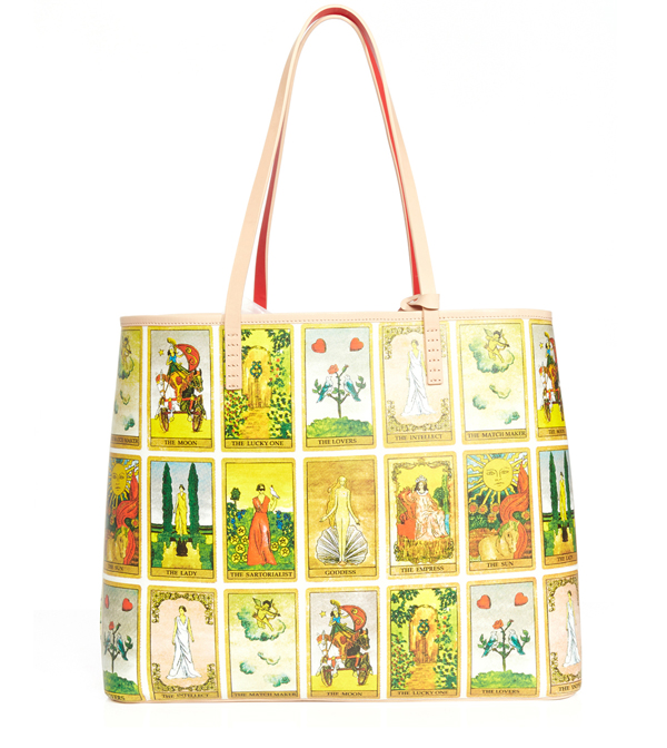 tarot card bag alice and olivia