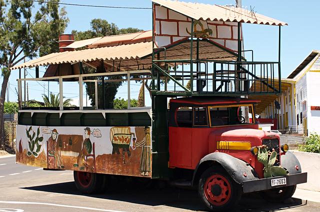 Bus, San Miguel de Abona, Tenerife