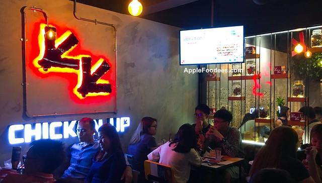 Chicken Up Subang Jaya - front