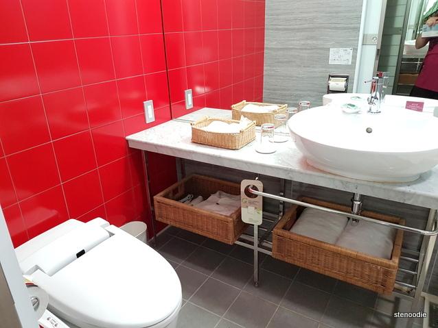Hotel Mercure Sapporo restroom