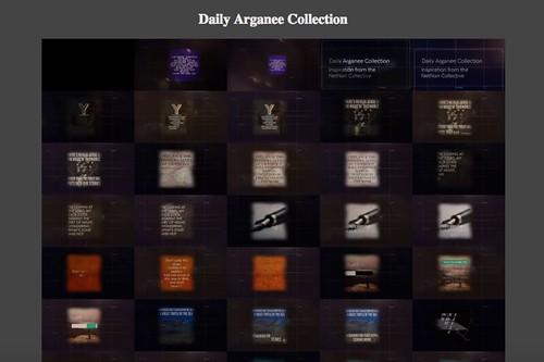 Daily Arganee video
